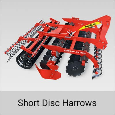 Short-Disc-Harrows