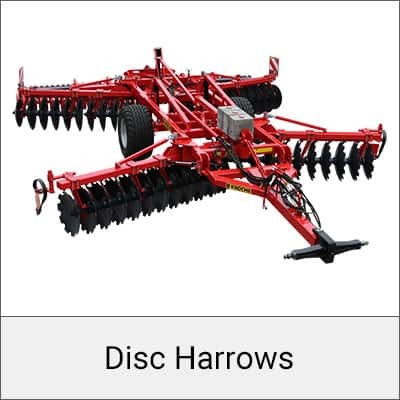 2-Disc-Harrows